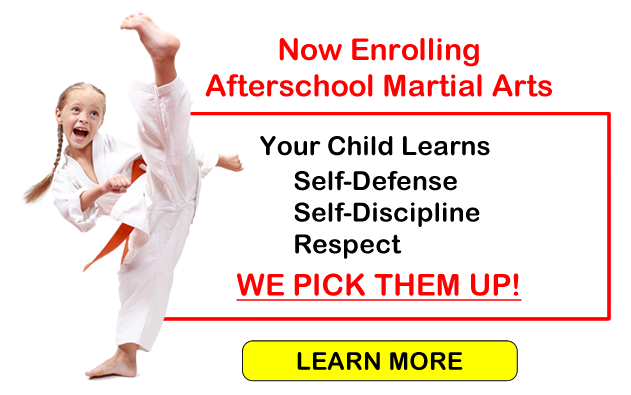 abilene after school program martial arts